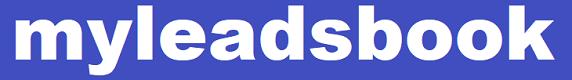 MyLeadsBook Logo