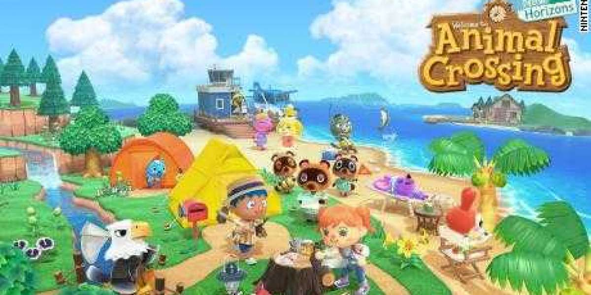 Perhaps the maximum fantastic component of the new Animal Crossing