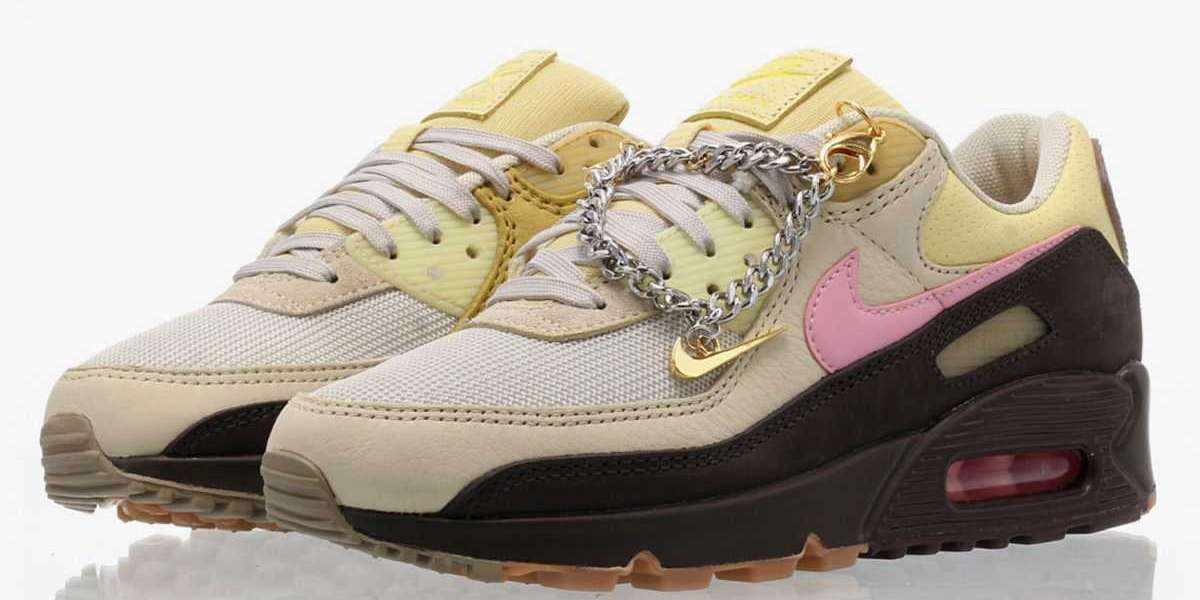 "New 2020 Nike Air Max 90 ""Cuban Link"" To Release On June 11th"