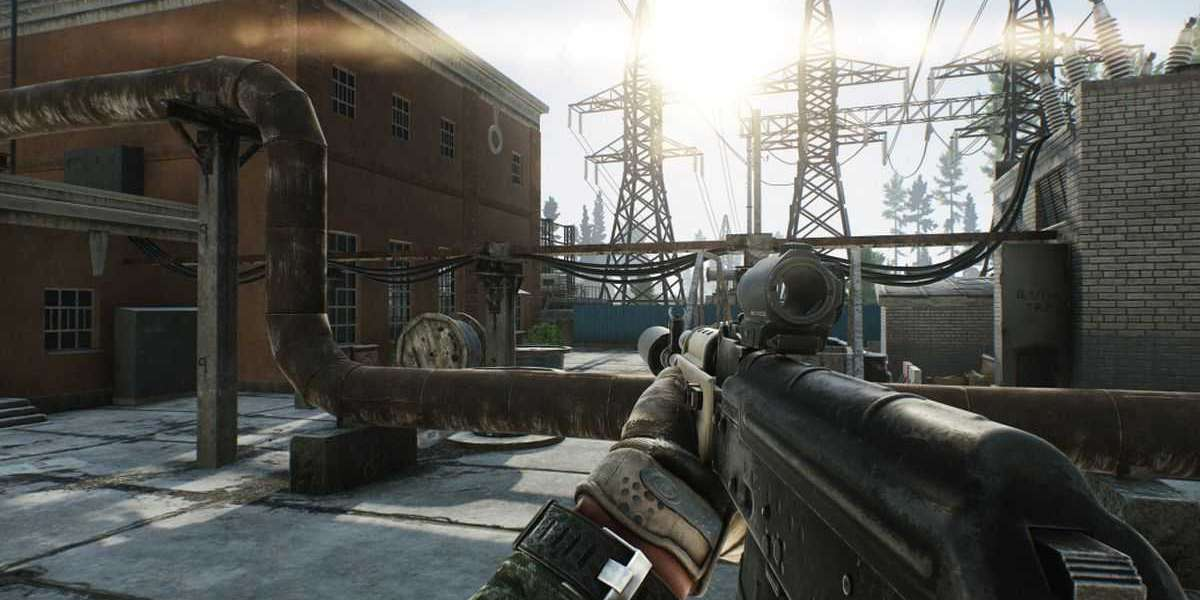 Escape From Tarkov a few years into its closed beta